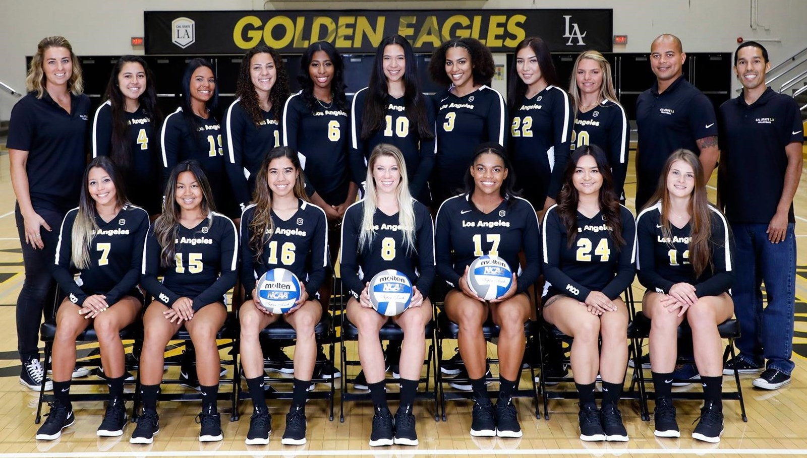 2018 Volleyball Roster - Cal State LA Athletics