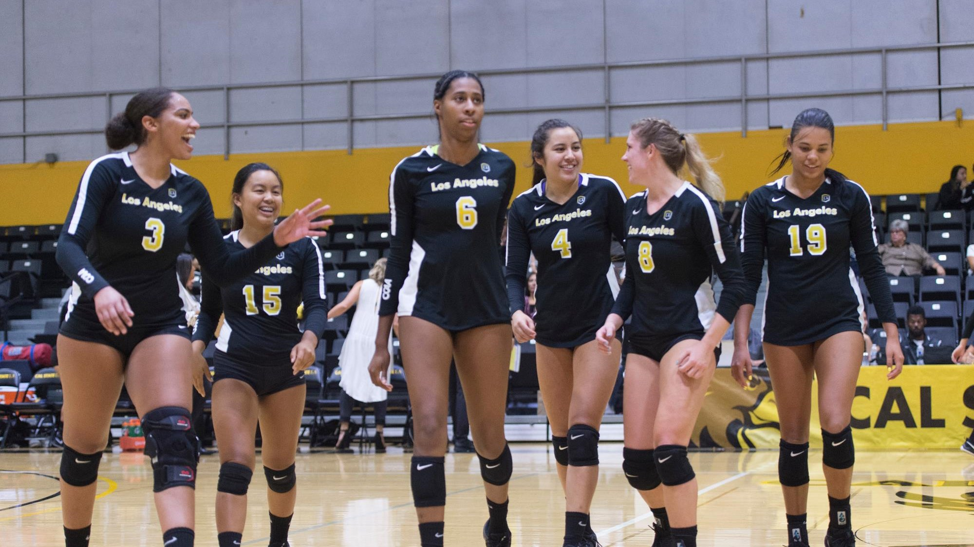 No 16 Golden Eagles To Host No 2 Coyotes On Friday Cal State La Athletics