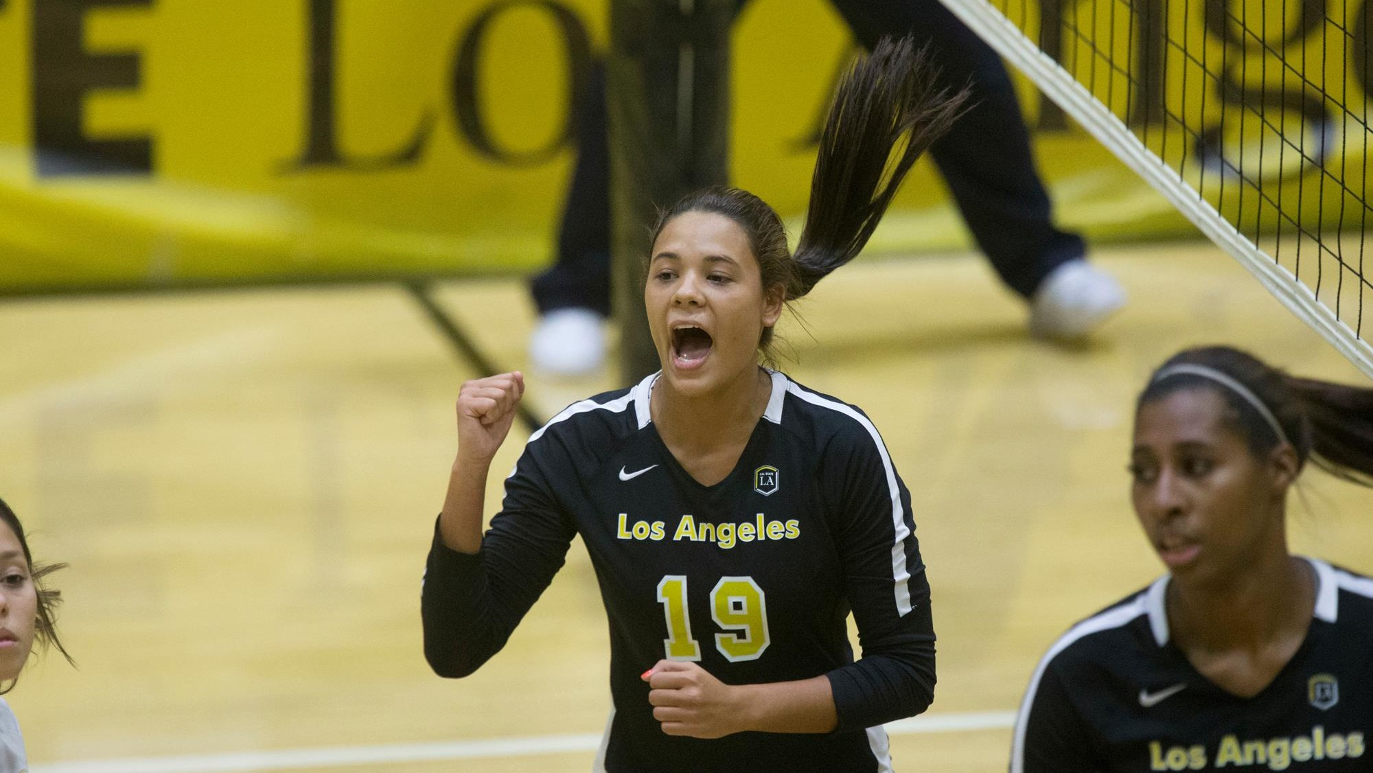 Golden Eagles Place Six On All Ccaa Teams Cal State La Athletics