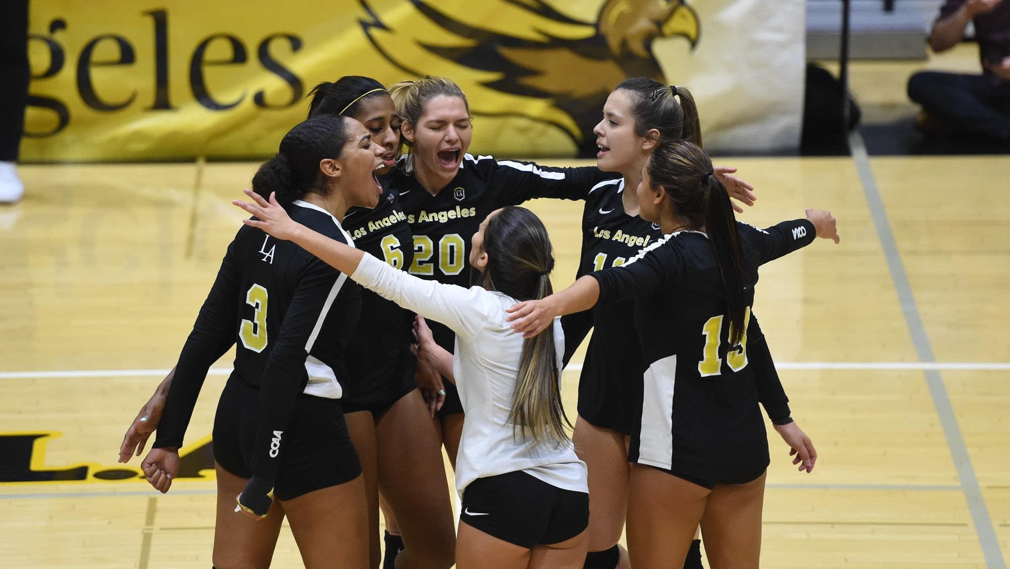 Golden Eagles Remain At 24 In National Rankings Cal State La Athletics