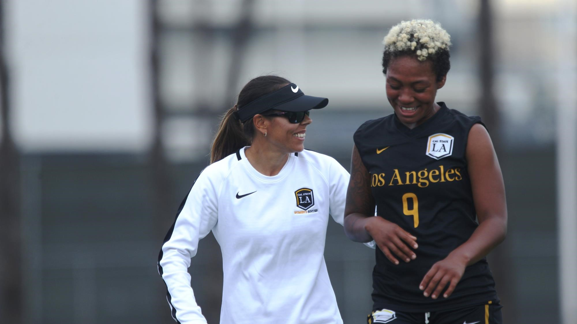 Isabelle Harvey Resigns To Return Home To Canada Cal State La Athletics